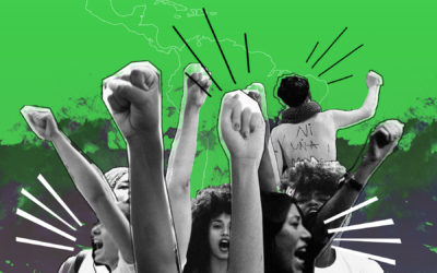 Parceria INPODDERALES e Red de Mujeres Constitucionalista de América Latina