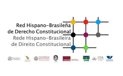 Parceria INPODDERALES e Red Hispano-Brasileña de Derecho Constitucional