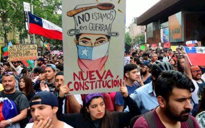 Seminário INPODDERALES: O Processo Constituinte no Chile
